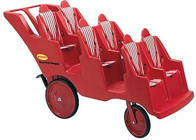 original 6 seat bye bye buggy